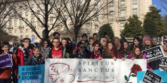 Love Saves Lives, March for Life 2018